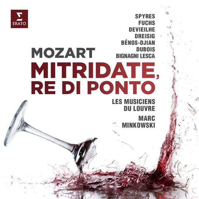 """Mozart: Mitridate, rè di Ponto, K. 87, Act 1: """"Al destin, che la minaccia"""""""
