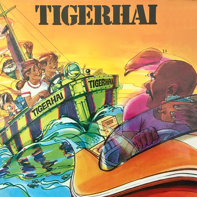 Folge 1: Tigerhai Cover