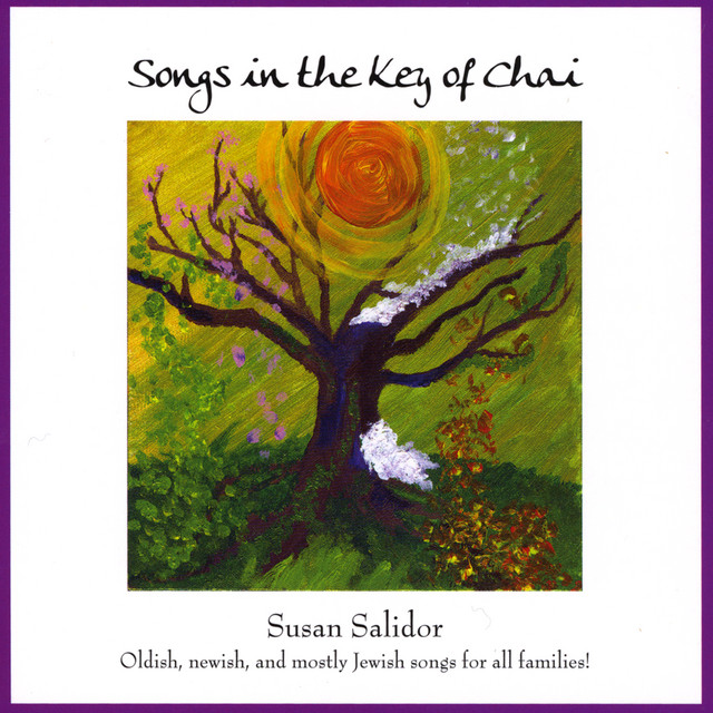 Songs In The Key Of Cha by Susan Salidor