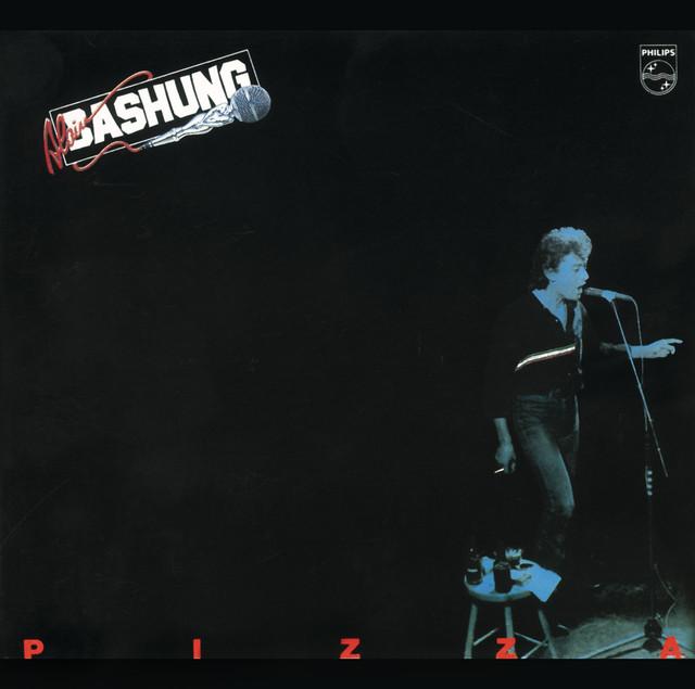 Vertige de l'amour (1980) album cover