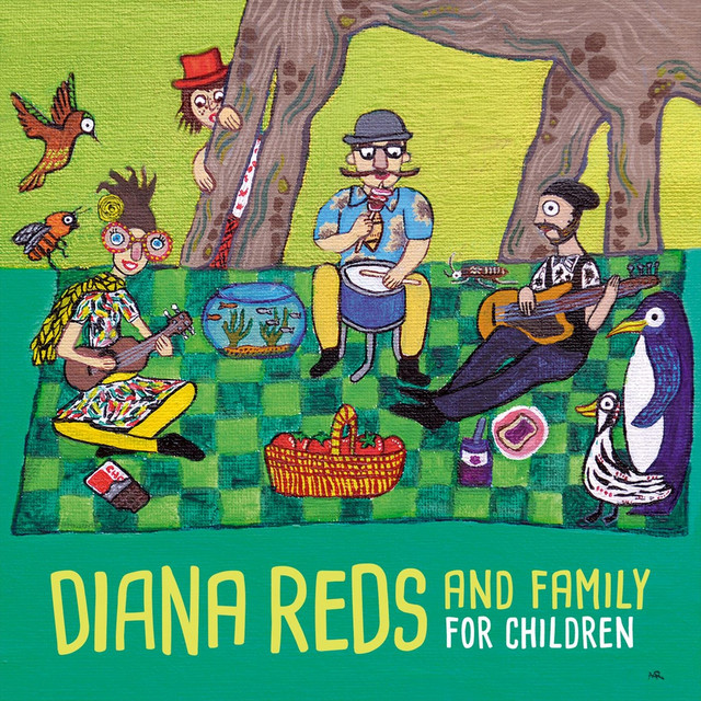 Diana Reds and Family for Children by Diana Reds and Family for Children