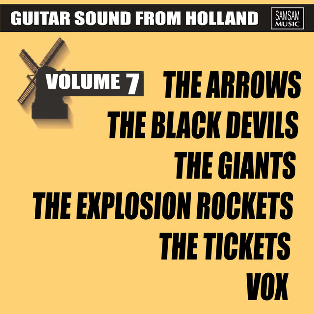 Guitar Sound from Holland, Vol. 7