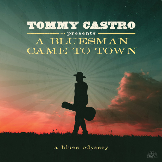 A Bluesman Came To Town album cover