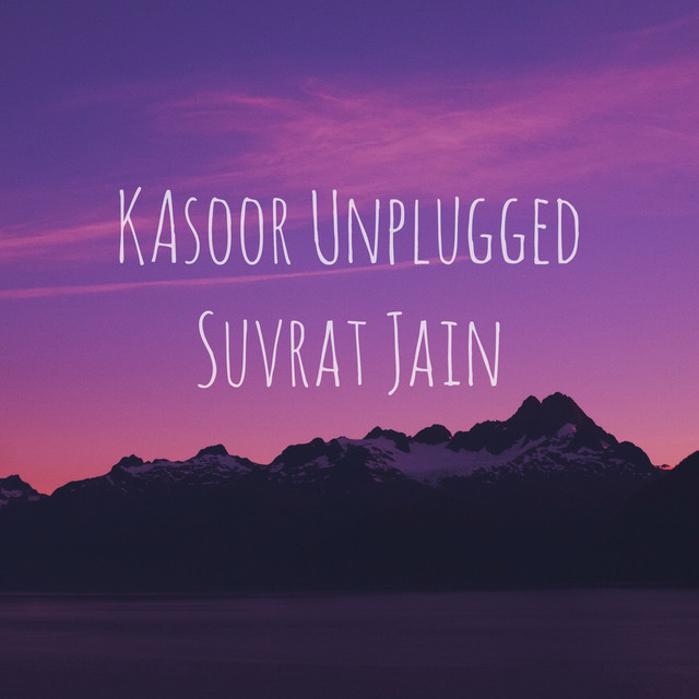 Kasoor - Unplugged