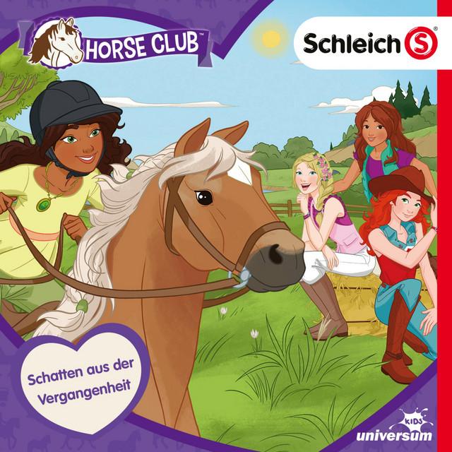 Schleich Horse Club, Folge 2: Schatten aus der Vergangenheit Cover