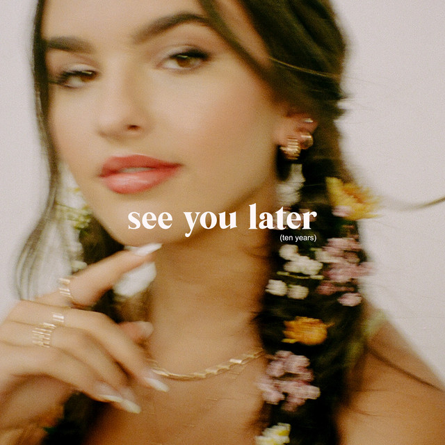 see you later (ten years) album cover
