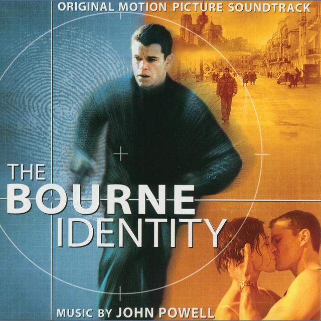 The Bourne Identity (Original Motion Picture Soundtrack) - Official Soundtrack