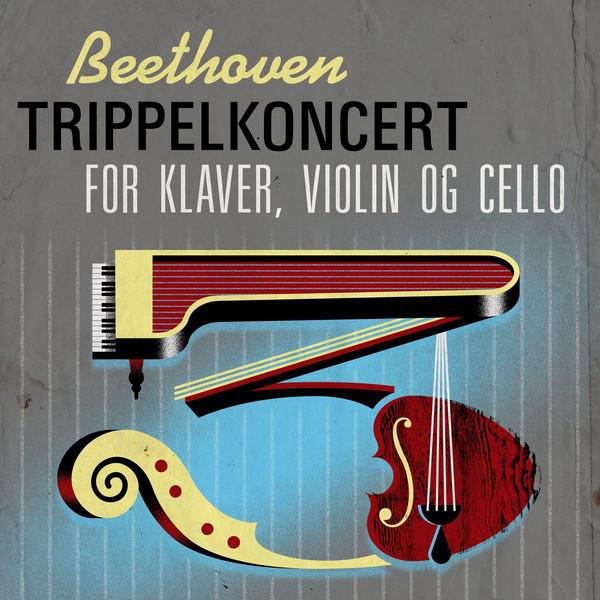 Beethoven Trippelkoncert for klaver, violin og cello