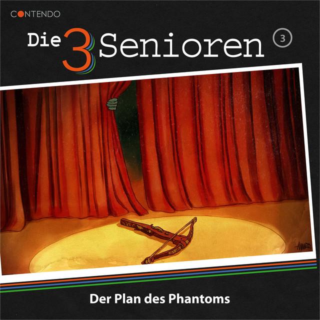 Folge 3: Der Plan des Phantoms Cover