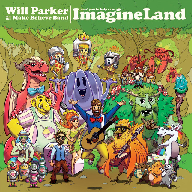 Imagine Land by Will Parker