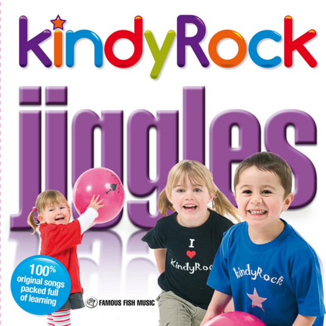 KindyRock Jiggles by Judi Cranston