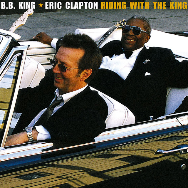 Riding With The King album cover