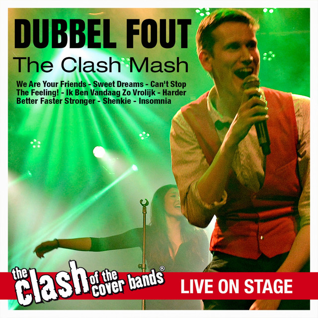 The Clash Mash - The Clash of the Cover Bands Live On Stage