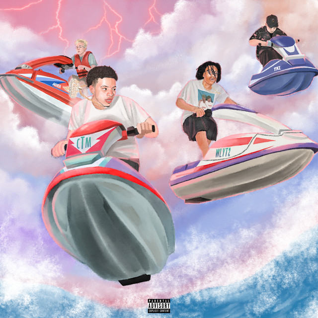 Internet Money JETSKI (feat. Lil Mosey & Lil Tecca) acapella
