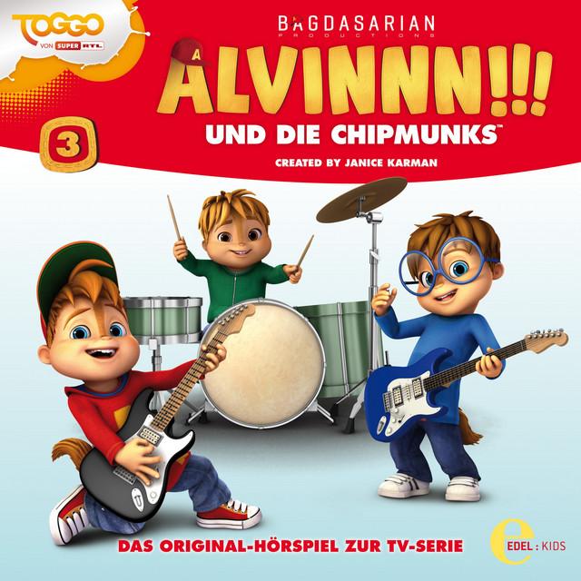 Folge 3 (Das Original-Hörspiel zur TV-Serie) Cover