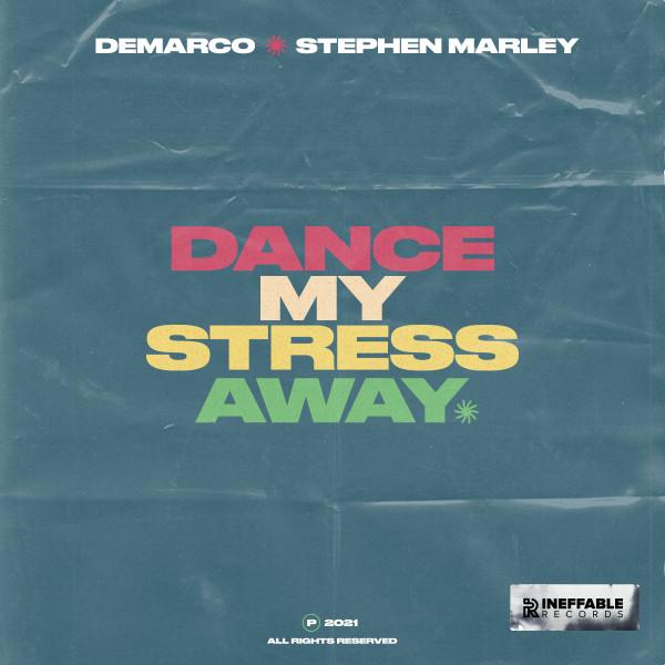 Dance My Stress Away album cover