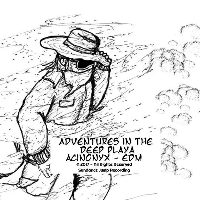 Adventures in the Deep Playa
