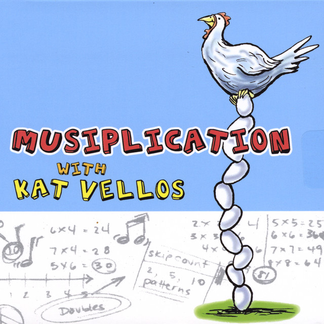 Musiplication by Kat Vellos