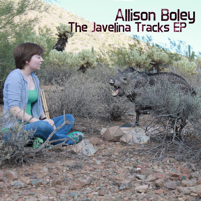 The Javelina Tracks - EP