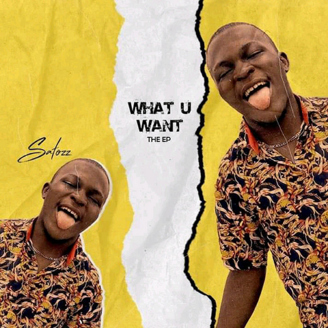 What U Want - EP Image