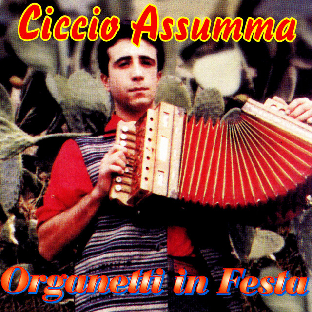 Anguilina (Valentino Crucitti), A Song By Ciccio Assumma