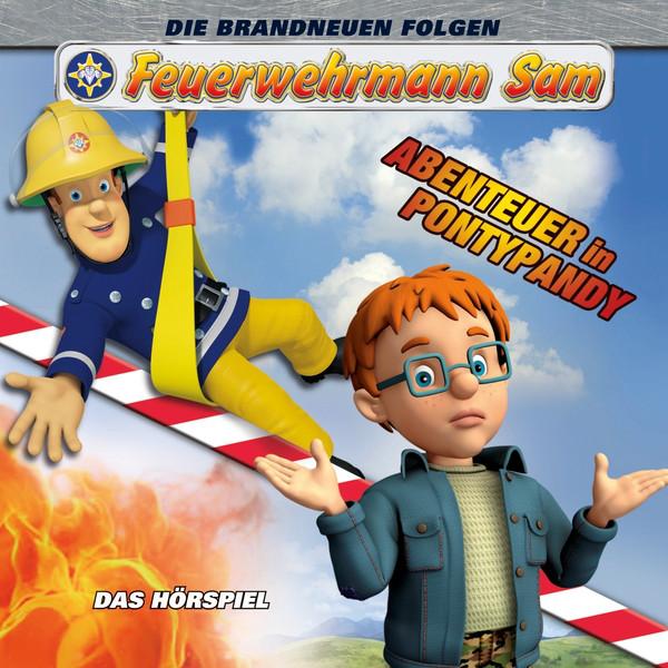 Teil 8: Feuerwehrmann Sam - Abenteuer in Pontypandy
