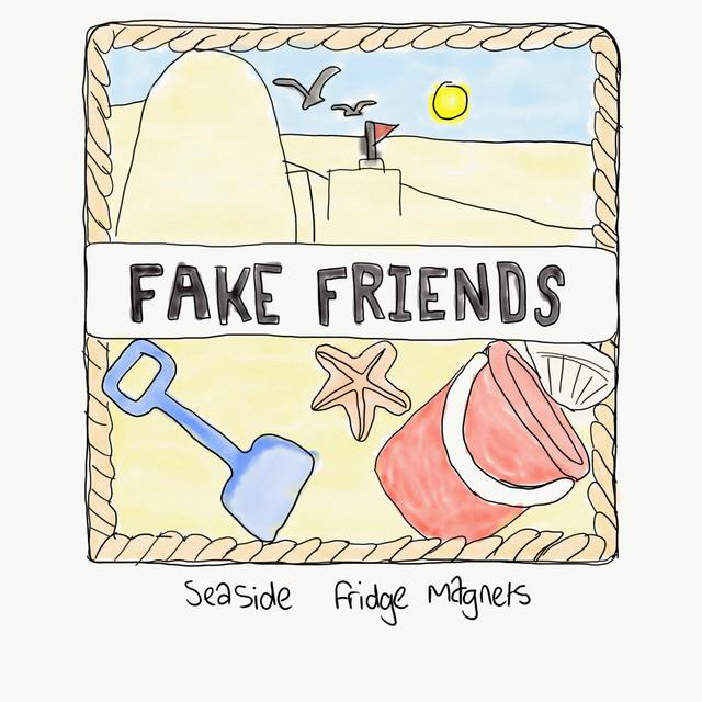 Seaside Fridge Magnets