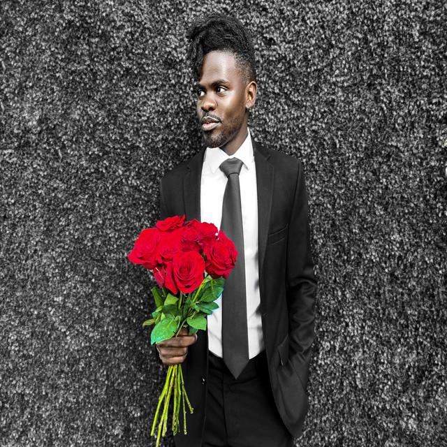 Roses Eyes Image