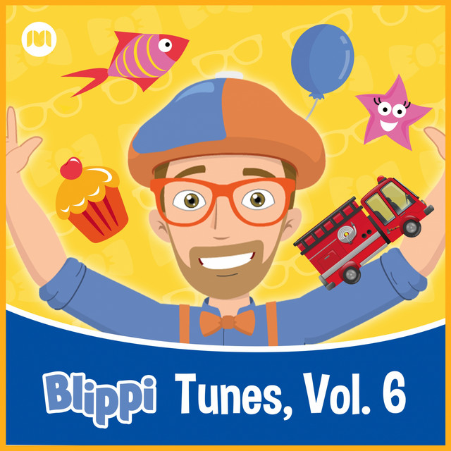 Blippi Tune, Vol. 6