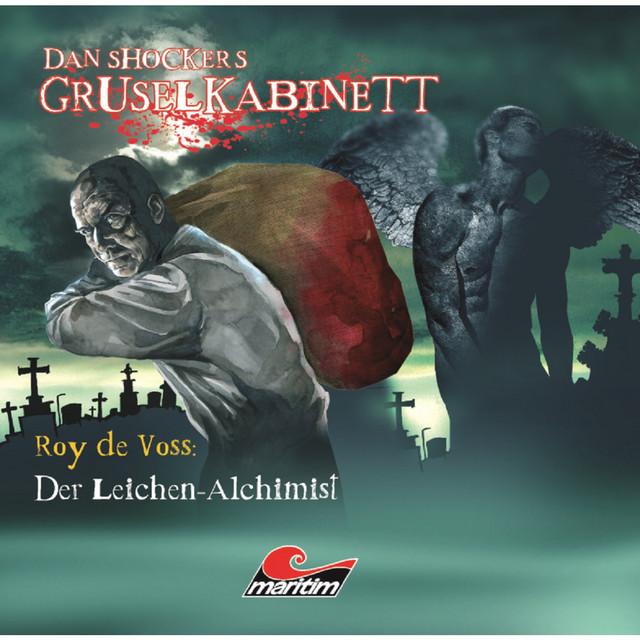 Dan Shockers Gruselkabinett Cover