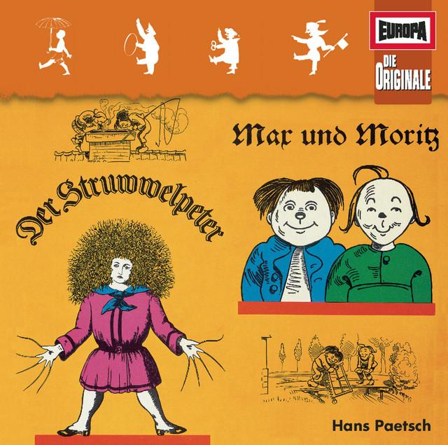 034/Der Struwwelpeter & Max und Moritz