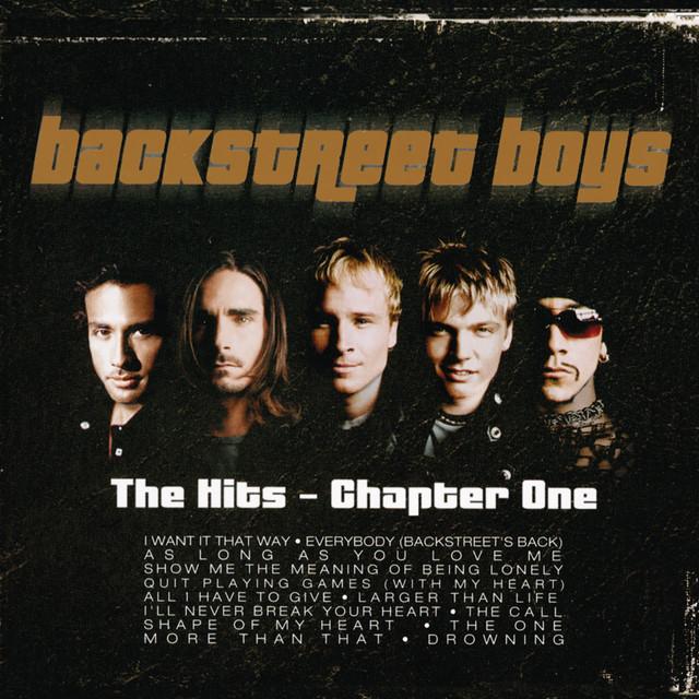 Backstreet Boys I Want It That Way acapella