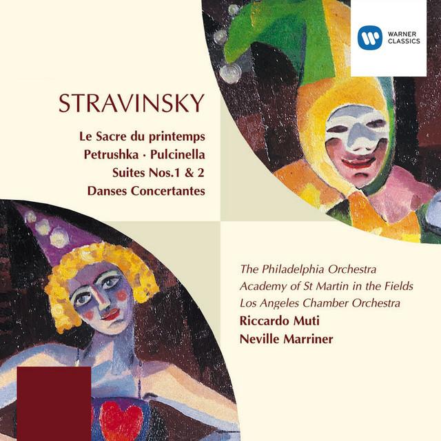 Stravinsky: Le Sacre du Printemps/Petrushka/Pulcinella/Suites/Danses