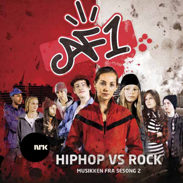 AF1 - HipHop vs Rock (Instrumental)