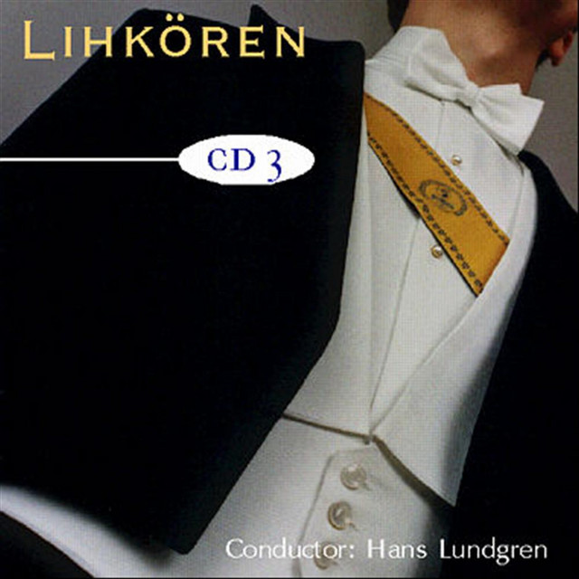Swedish 20:th century male voice music