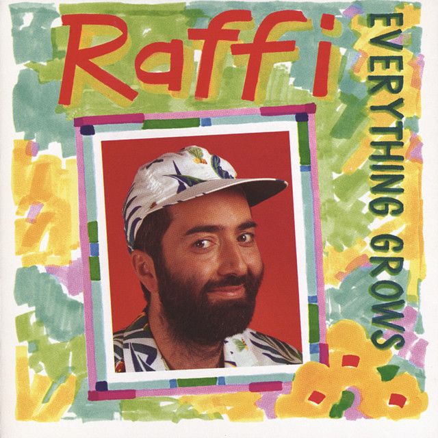 Everything Grows (feat. Ken Whiteley) by Raffi