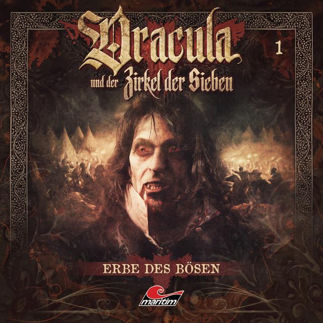 Dracula und der Zirkel der Sieben Cover