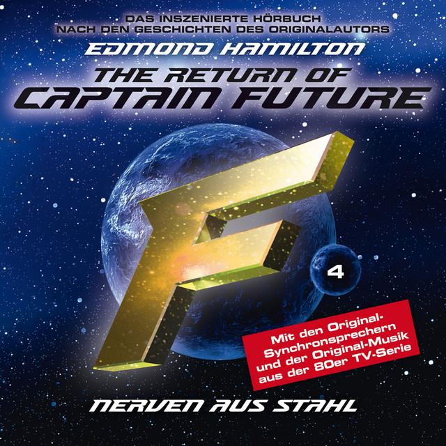 Folge 4: Nerven aus Stahl - nach Edmond Hamilton Cover