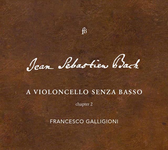 Album cover for Bach: Cello Suites No. 4-5, Vol. 2 by Johann Sebastian Bach, Francesco Galligioni