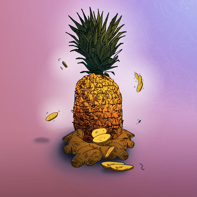 Pine & Ginger (Remix) [feat. Popcaan & Kranium]