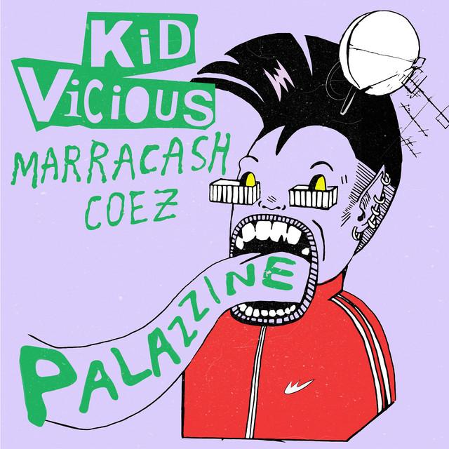 KID VICIOUS PALAZZINE (feat. Marracash & Coez) acapella