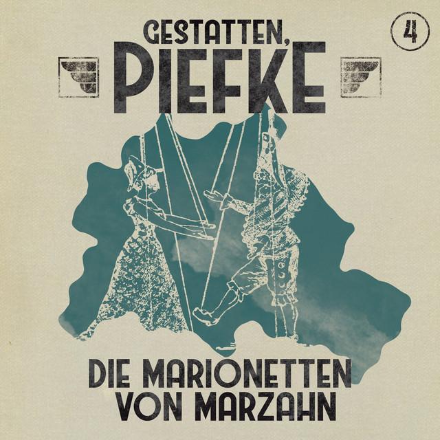 Folge 4: Die Marionetten von Marzahn Cover