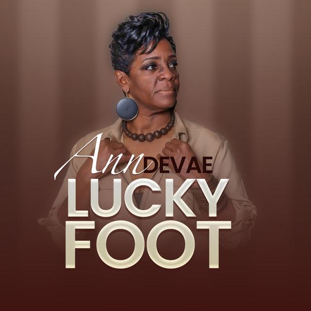 Lucky Foot album cover