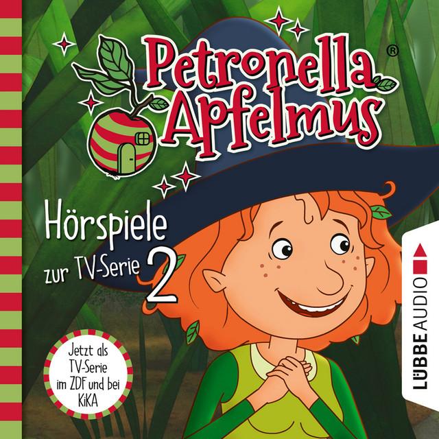 Teil 2: Das Überraschungs-Picknick, Der Spielverderber, Selfie mit Heckenschrat (Hörspiele zur TV-Serie) Cover