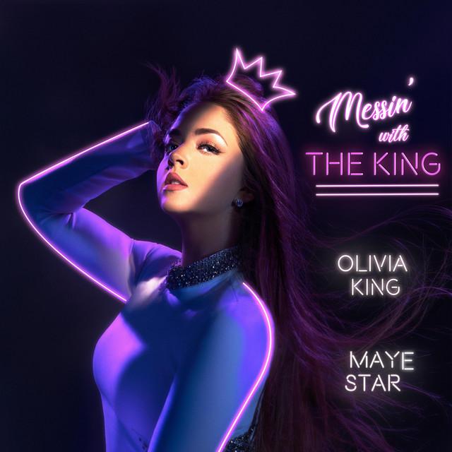 Olivia King album cover