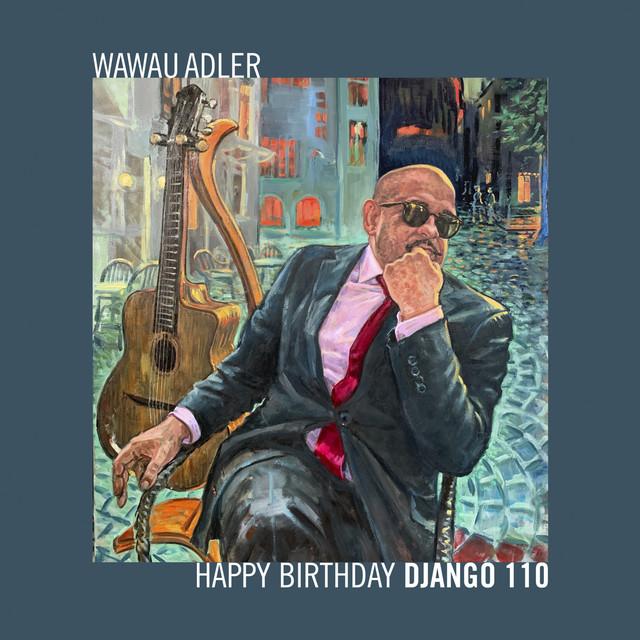 Happy Birthday Django 110