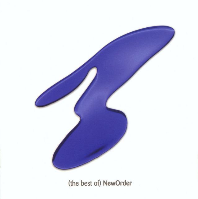 Cover art for World in Motion by New Order