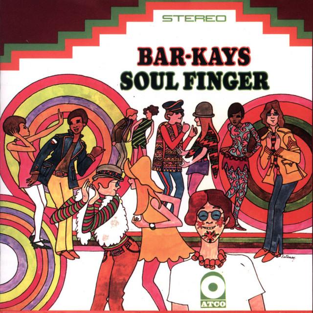 Soul Finger album cover