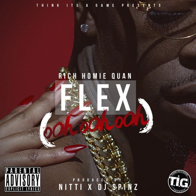 Rich Homie Quan album cover