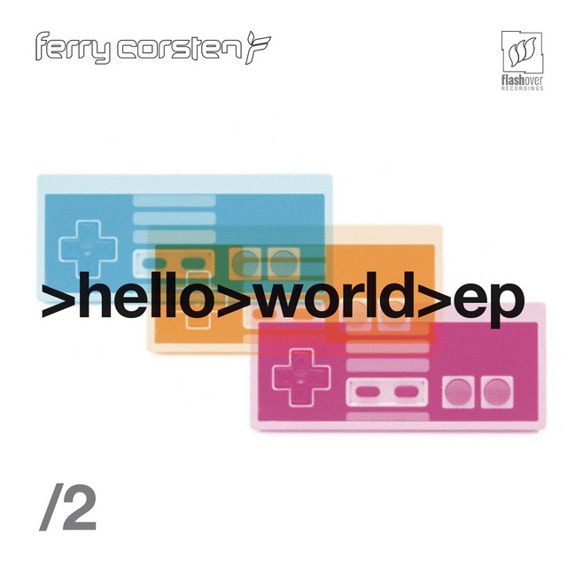 Hello World - EP, Pt. 2